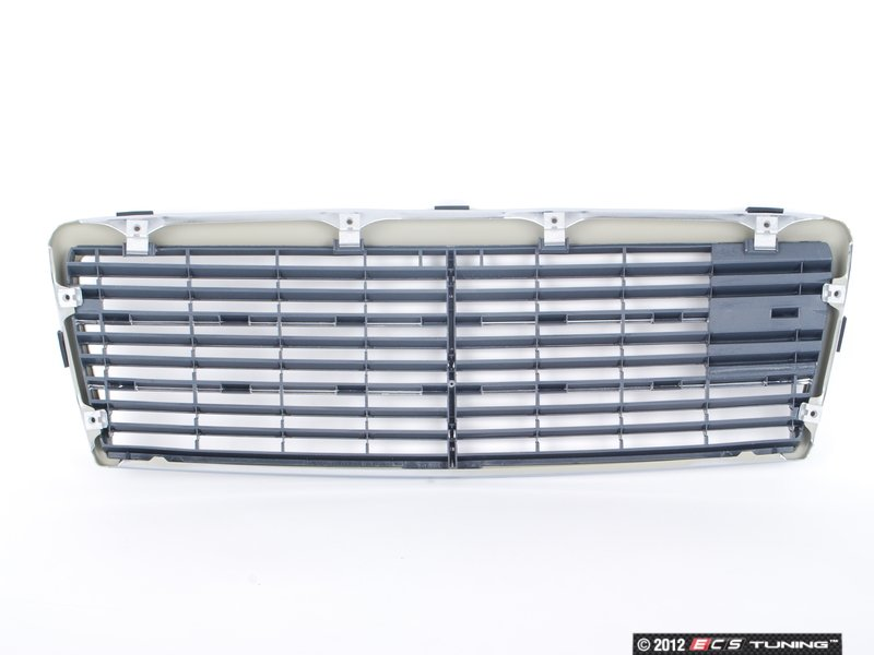 Genuine mercedes benz 2028800383 radiator grille assembly for Mercedes benz radiator
