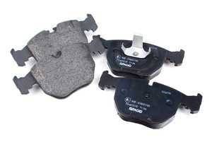ES#2568804 - 34116761252 - Front Brake Pad Set - Composite pads that are a great solution for your daily driver - Pagid - BMW