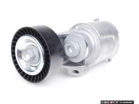 ES#2593152 - 07K903315S - Air Conditioner Belt Tensioner - Includes tensioner & roller for accessory belt, prevent premature belt wear & breaks - Gates - Volkswagen