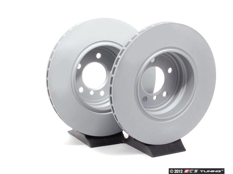 Zimmermann - 34216765889 - Rear Brake Rotors - Pair (345x24)