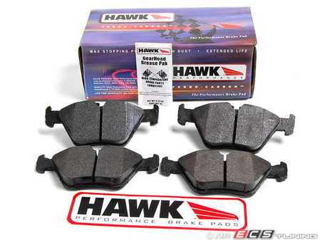 ES#240588 - HB464f.764 - Front HPS Compound Performance Brake Pad Set - One of our best-selling all around brake pads - Hawk - BMW