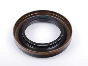 ES#3604681 - 31521428678sKT - Front Differential Input Seal Kit - The seal and both dust covers needed to re-seal your vehicles input shaft on the front differential. - Assembled By ECS - BMW