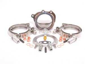 ES#2221138 - ATP-GTK-001 - GT Turbo Installation Kit. Kit Includes GT Oil Return Flange And - GT-INSTALL-KIT - Garrett -
