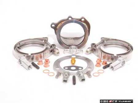 ES#2221138 - ATP-GTK-001 - GT Turbo Installation Kit. Kit Includes GT Oil Return Flange And - GT-INSTALL-KIT - Garrett -