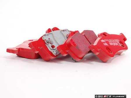 ES#520441 - DP31701C - EBC Redstuff Ceramic Brake Pad Set - Upgrade to EBC pads in your MINI - EBC - MINI