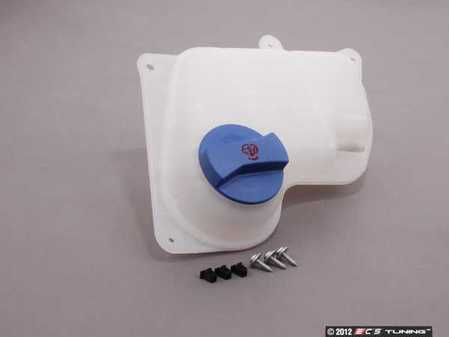 ES#2586883 - 8D0121403DUROKT -  Expansion Tank Replacement Kit - Install a brand new expansion tank with a new cap and hardware - Assembled By ECS - Audi
