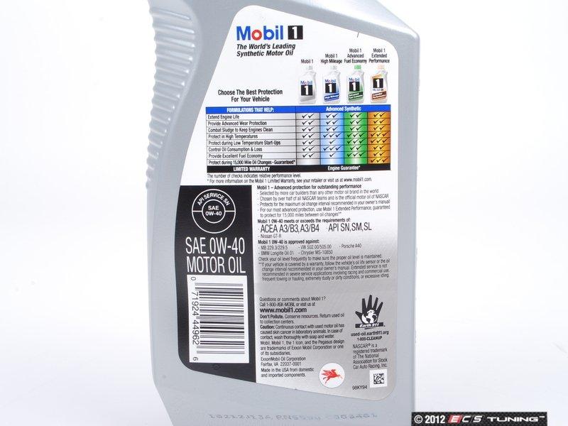 Bmw approved oil for e46 - E46Fanatics