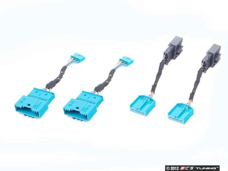 genuine bmw 61122181311 lci retrofit wiring harnesses