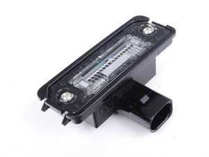 ES#2078151 - 99763162002 - License Plate Light - Priced Each - Includes bulb - Genuine Porsche - Porsche