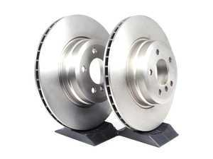 ES#2215218 - 34216793246 - Rear Brake Rotors - Pair (345x24) - Brilliant replacement rotors to restore your stopping power - Pilenga - BMW