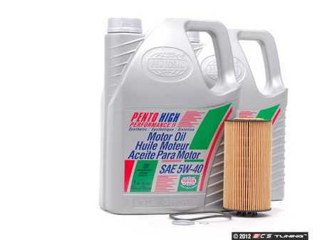ES#6776 - b6b7s43ksk0-30 - Oil Service Kit - Everything you need to perform an engine oil service - Assembled By ECS -