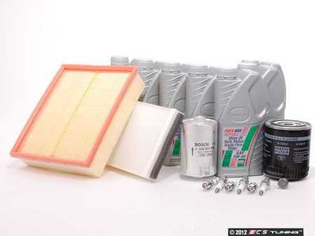ES#5295 - B5A4V630V40KSKq - 40k Scheduled Service Kit - Everything you need to perform 40k service. - Assembled By ECS - Audi