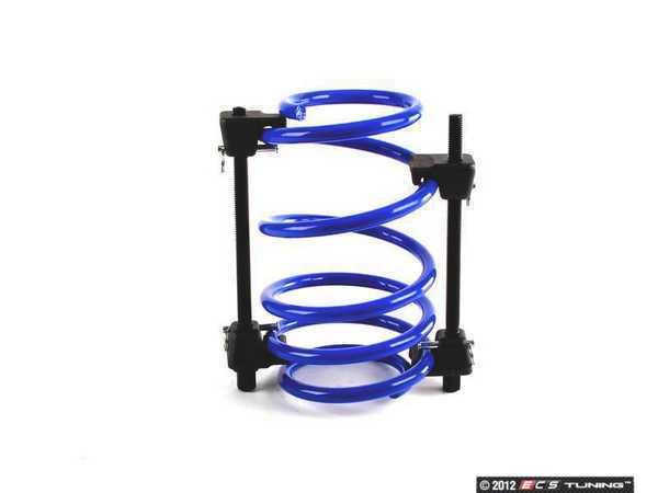 ES#2951935 - 013892SCH01A - Schwaben Coil Spring Compressor - Perfect for a DIY strut suspension install. Comes in sturdy blow molded case. - Schwaben - Audi BMW Volkswagen Mercedes Benz MINI Porsche