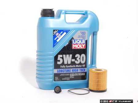 ES#2582021 - 11427512446KT4 - MINI Liqui Moly 5w-30 Oil Service Kit Gen 1 - Priced As Kit - All in one service for your MINI - Assembled By ECS - MINI