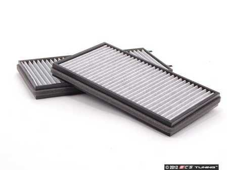ES#257616 - 64116921019 - Charcoal Cabin Filter - Pair - Keep the air coming into your vehicle clean - Bosch - BMW
