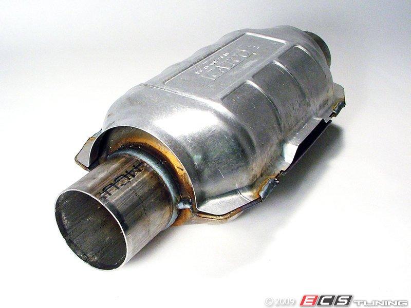 Emico - 6906 - Universal Catalytic Converter - 2.5