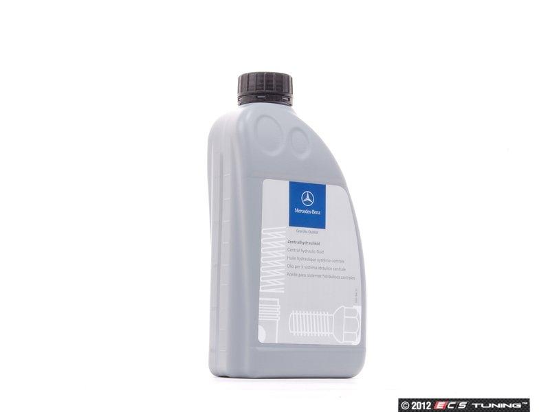 Genuine mercedes benz 001989200312 hydraulic fluid for Mercedes benz hydraulic fluid