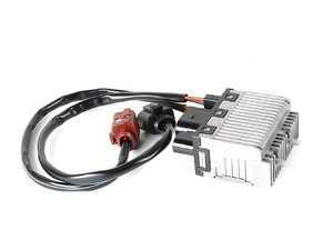 ES#250957 - 8D0959501D - Auxiliary Fan Control Unit - Controls the actuation of the radiator fan - Stribel - Audi
