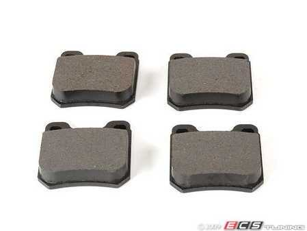 ES#1599551 - eu709 - Brake Pad Set - Rear - ATE -