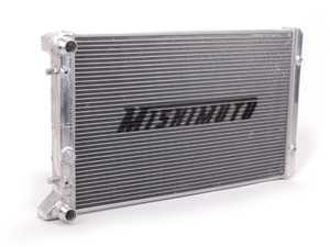 ES#2764523 - MMRADGLF99 - Performance Aluminum Radiator - Increase your cooling capability by 30% when upgrading to a Mishimoto high performance aluminum radiator. - Mishimoto - Audi Volkswagen