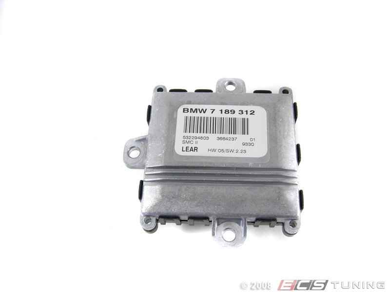 Genuine Bmw 63127189312 Control Unit For Adaptive Curve Lighting Priced Each 63 12 7 189 312