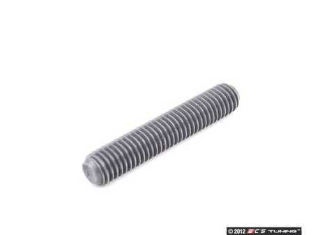 ES#10242 - n0145555 - Stud - Priced Each - Install new hardware with your new parts. M8x44 - Genuine Volkswagen Audi - Audi Volkswagen