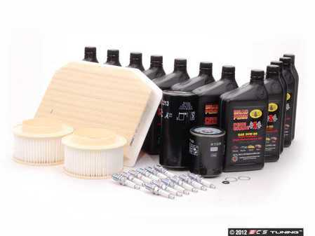 ES#2575991 - 99311032701KT1 - ECS 993 Minor Maintenance Kit - Penn Grade 1 Oil - For vehicles with manual transmission - Assembled By ECS - Porsche