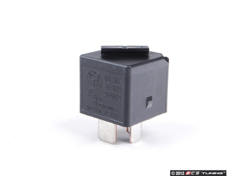 original equipment supplier 61366901469 relay black es 1963508 61366901469 relay black for multiple locations in the fuse
