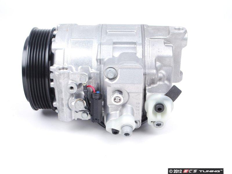 Genuine mercedes benz 00123028118070 remanufactured a for Mercedes benz ac compressor