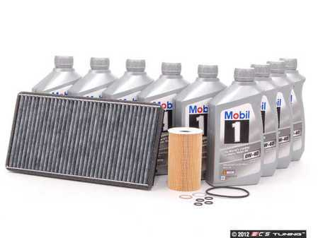ES#2580530 - 99757121901KT39 - ECS Minor Maintenance Kit - Everything you need to complete your scheduled minor maintenance - Assembled By ECS - Porsche