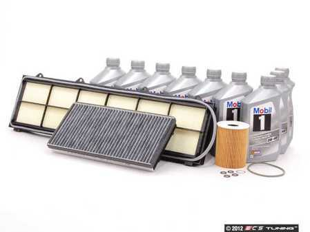 ES#2580571 - 99757121901KT47 - ECS Major Maintenance Kit - Everything you need to complete your scheduled major maintenance - Assembled By ECS - Porsche
