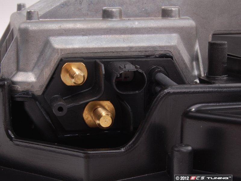 Genuine mercedes benz 1635000293 engine cooling fan for Mercedes benz engine coolant