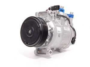 ES#436741 - 8E0260805BJ - A/C Compressor - Includes the electromagnetic clutch assembly - Genuine Volkswagen Audi - Audi