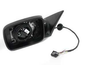 ES#82747 - 51167003449 - Exterior Mirror - Left - A complete assembly without the exterior cover or glass - Genuine BMW - BMW