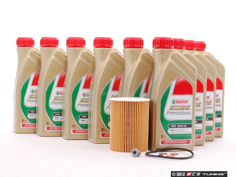 Ecs News Bmw E9x M3 Oil Service Kits With Castrol Tws 10w60