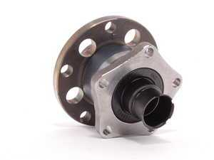 ES#2580266 - 8E0501611J - Rear Wheel Bearing Assembly With Hub - Priced Each - Fits left or right side - FAG - Audi Volkswagen