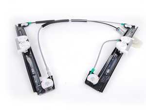 ES#2534829 - 51337039452 - Window Regulator - Front Right - Replace your worn out window lift : Lifetime warrenty - URO Premium - MINI