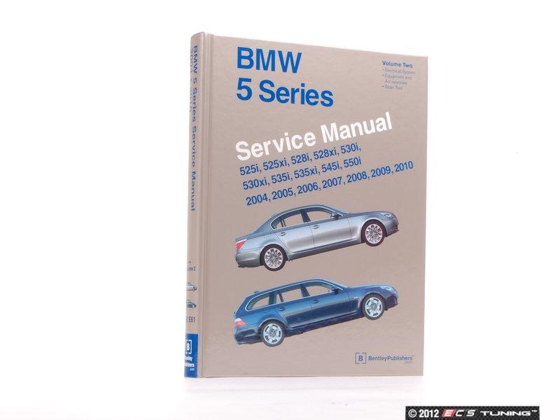 ecs news bentley service manuals bmw e60 5 series rh ecstuning com bmw e60 bentley manual pdf bentley bmw e60 service manual download