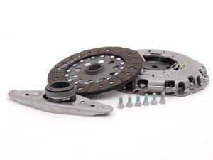 ES#1897635 - 21207603248 - Clutch Kit - 6 Speed Transmission - Worn and slipping clutches throw away horsepower and detract from your driving experience - Genuine BMW - BMW