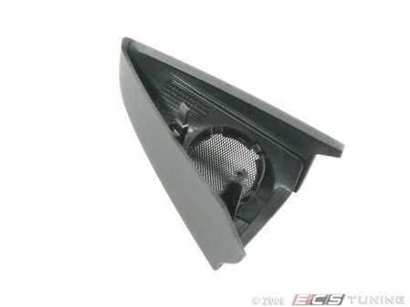 ES#94366 - 51337184197 - Door Tweeter Speaker Cover - Left - Replace your broken speaker cover - Genuine BMW - BMW