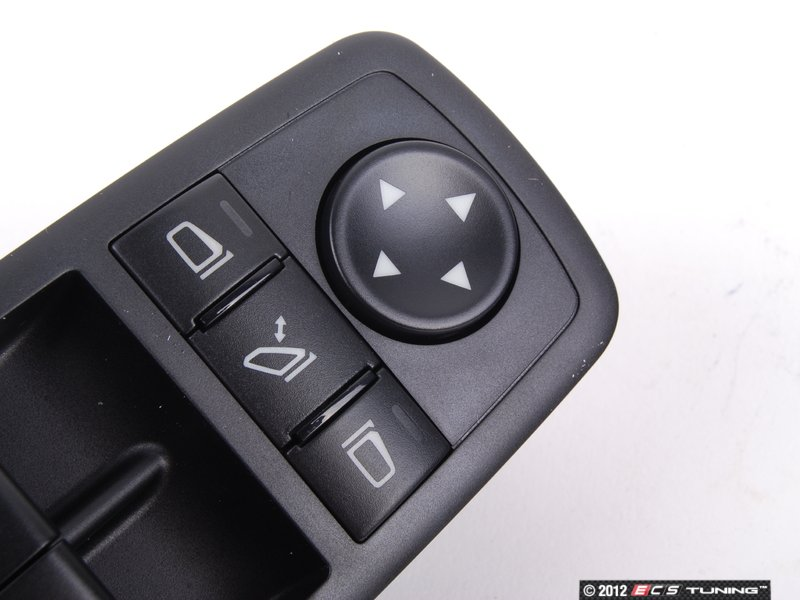 Genuine mercedes benz 25183002909051 power window for Mercedes benz window switch