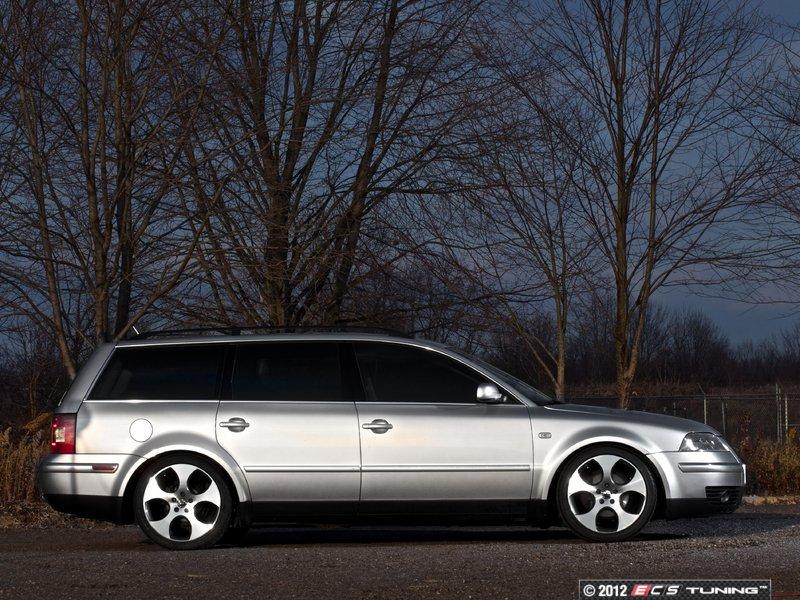 ECS News - Alzor Wheels for B5 Passat 1.8T Volkswagens
