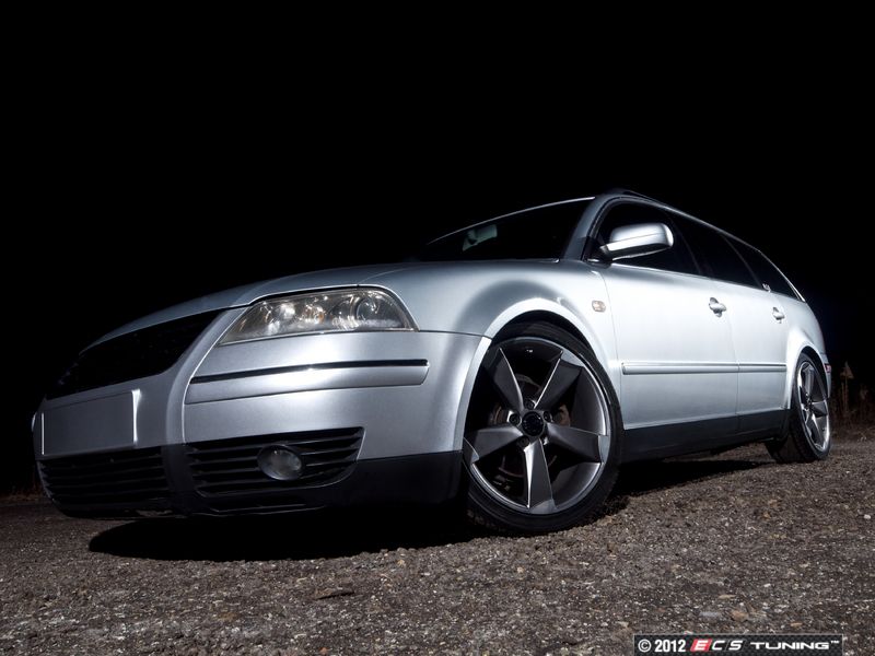 ECS News - Alzor Wheels for B5 Passat 1.8T Volkswagens