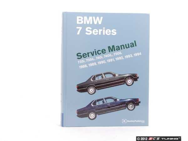 bmw 7 series repair manual pdf