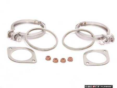 ES#2586285 - 92DWNPIPEINSKT - Downpipe Installation Kit - Both Pipes - Everything you need to install new downpipes - Genuine BMW - BMW