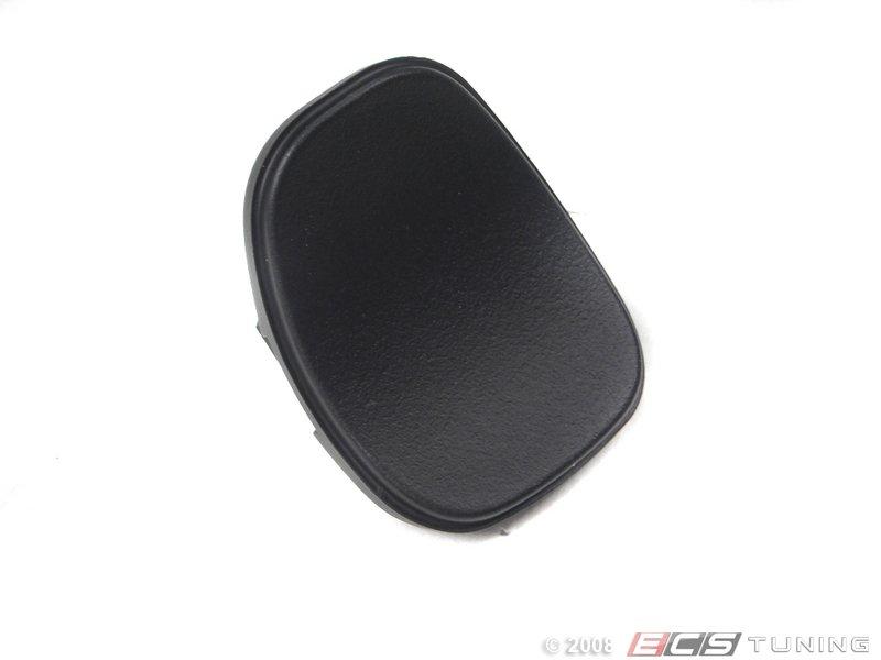 ES#96658   51411903734   Black Interior Door Handle Plug   Priced Each    Replace