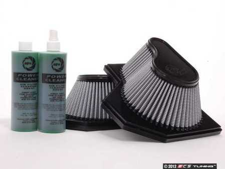 ES#1896096 - 31-80168 - Pro Dry S Air Filter - Pair - Higher flow, higher performance - oil-free, washable and reuseable! - AFE - BMW
