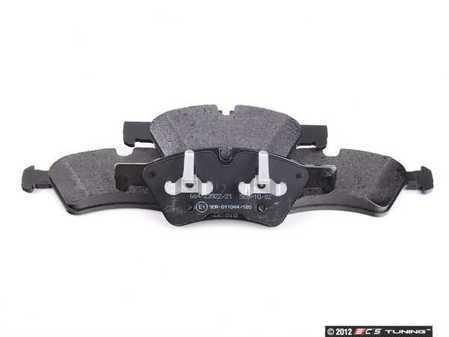 ES#2575719 - 1644200820 - Front Brake Pad Set - Does not include new brake pad wear sensors - Jurid - Mercedes Benz