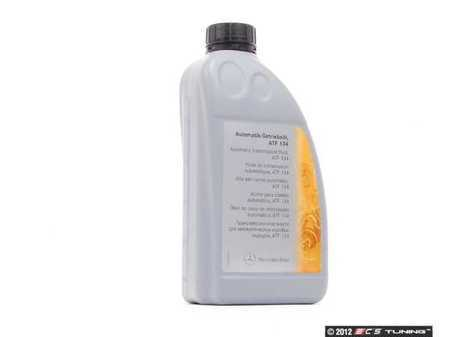 ES#1887653 - 001989680313 - Automatic Transmission Fluid - Priced Each - One (1) Liter Bottle Of Genuine Mercedes-Benz Fluid Which Meets Mercedes Specification 236.14 - Genuine Mercedes Benz - Mercedes Benz
