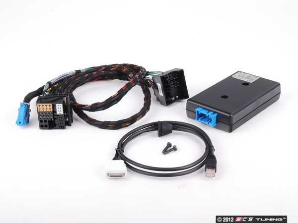 Genuine Mercedes Benz 67824558 Ipod Interface Kit
